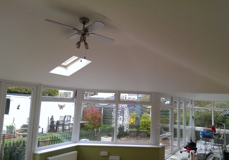 Replacement Tiled Conservatory Roof Gallery - Bournemouth, Dorset