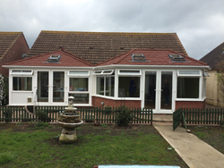 03 tiled conservatory roof after