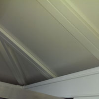 conservatory roof panels interior 1