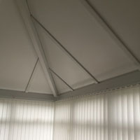 conservatory roof panels interior 2
