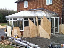 replacement conservatory roof installation tonbridge kent 4