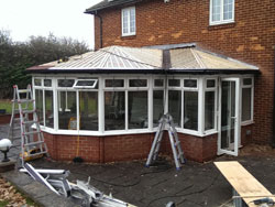 replacement conservatory roof installation tonbridge kent 6