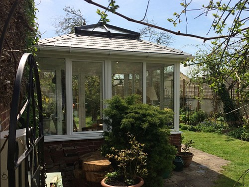 01 Replacement Conservatory Roof Salisbury Wiltshire Completed