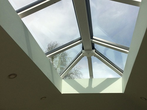 05 Replacement Conservatory Roof Salisbury Wiltshire Completed