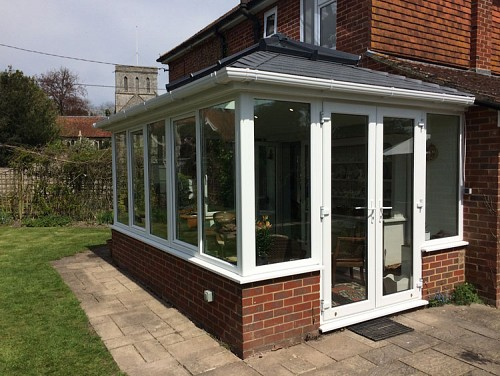06 Replacement Conservatory Roof Salisbury Wiltshire Completed