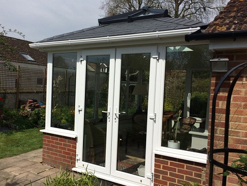 07 Replacement Conservatory Roof Salisbury Wiltshire Completed