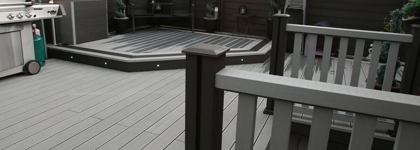 Composite Wood Decking Ferndown Bournemouth Dorset