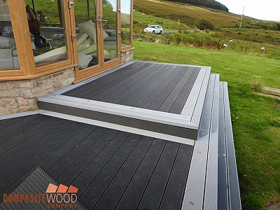 Composite wood decking004