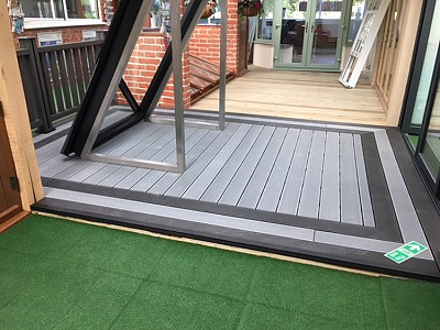Composite wood decking016