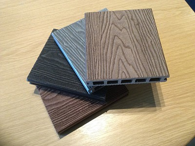 Composite wood decking037