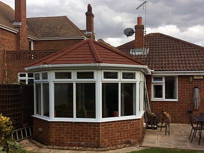 Replacement conservatory roof ferndown 2