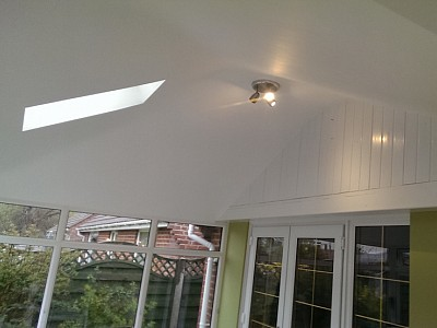 Replacement conservatory roof ferndown internal4
