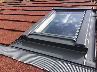 Replacement conservatory roof ferndown window