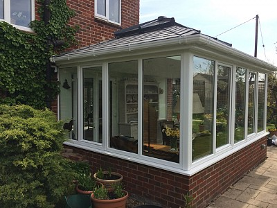 Replacement conservatory roof windows bournemouth 4