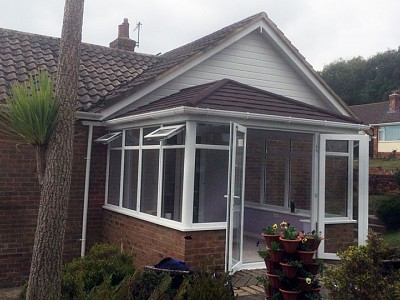 Replacement edwardian conservatory roof bournemouth 6